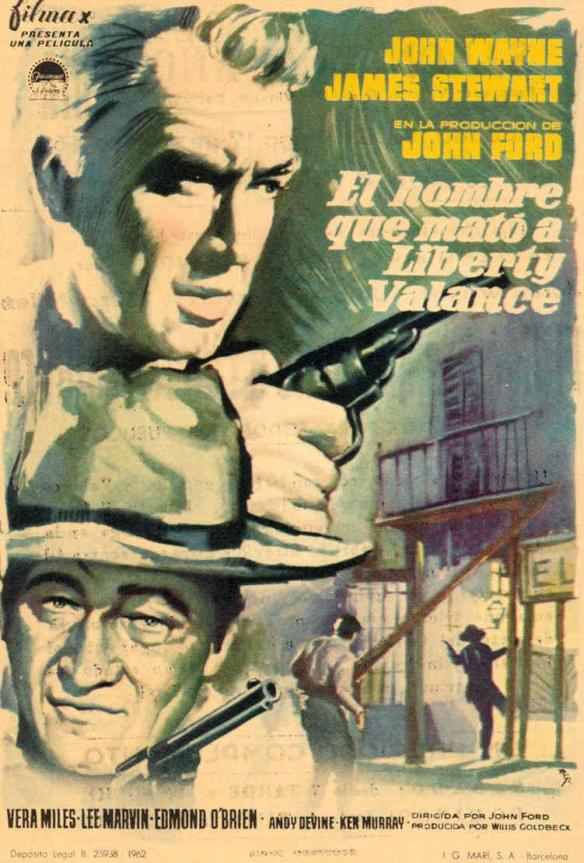 The Man Who Sho tLiberty Valance